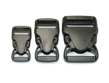 "3/8"" Safety Breakaway Side Release Plastic Buckles Paracord"