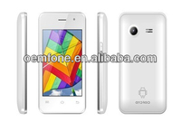 FCC south America 3.5 inch andriod mobile phone