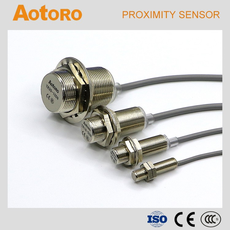 long range proximity sensor M30 TR30-10DO china human detect electric shock
