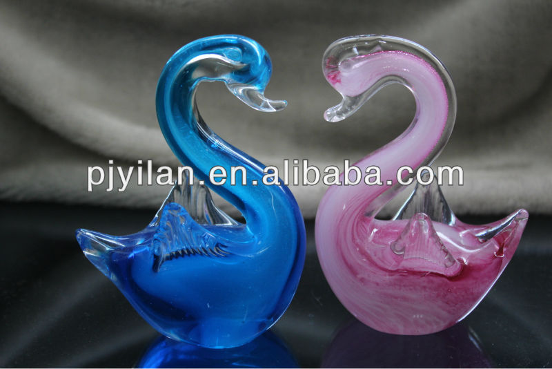 nice wedding door present crystal swan favor cheap wedding favors and gifts