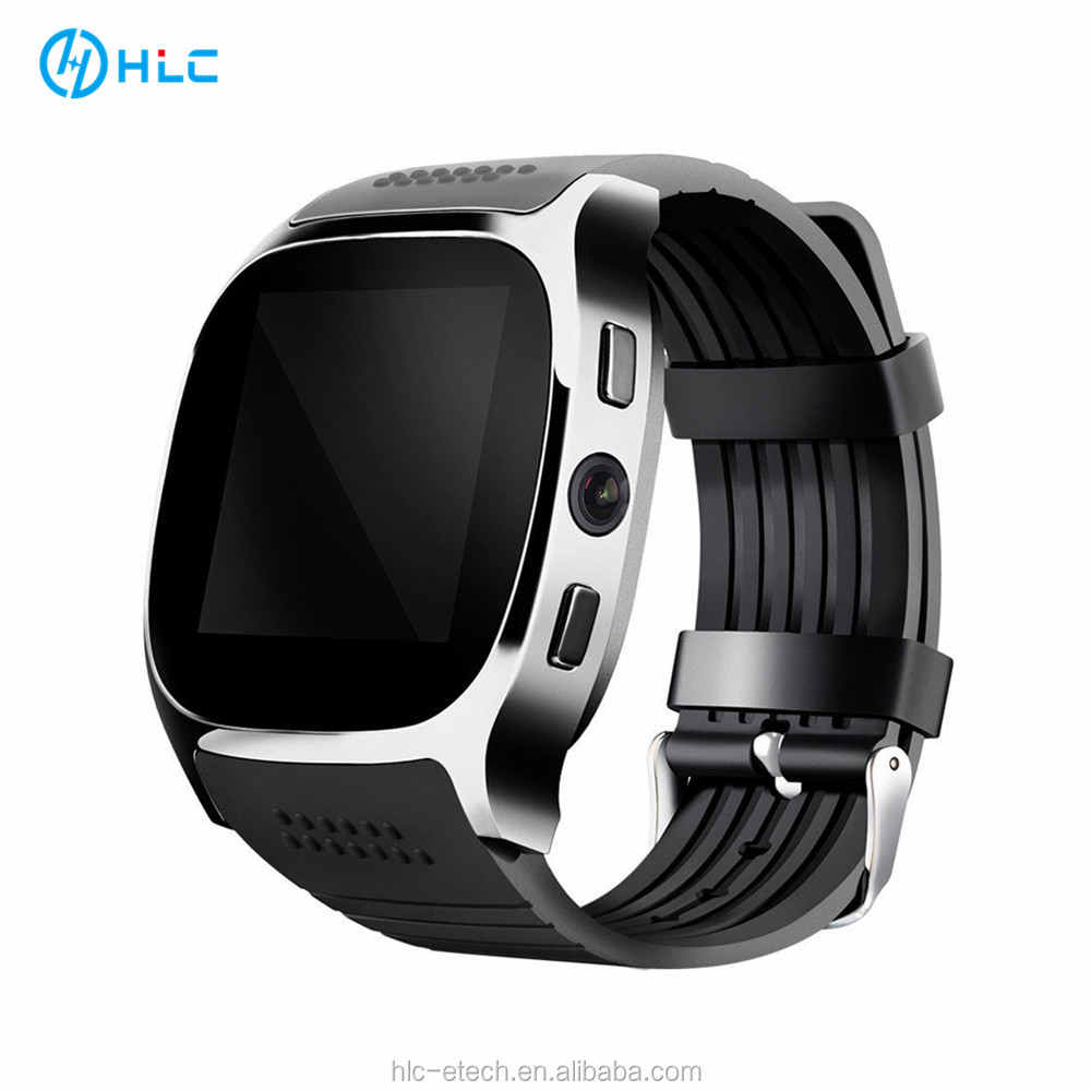 "Smart cell phone watch 2G <strong>GSM</strong> 1.56"" Touch Screen MTK6261 Bluetooth Smartwatch For Women Men"