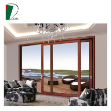 China Supplier Double Glazing Aluminum Bifold Door