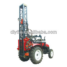 tractor mounted drilling rigs for sale