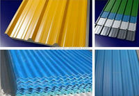 zinc aluminium roofing sheets Corrugated Galvanized Roofing Sheet