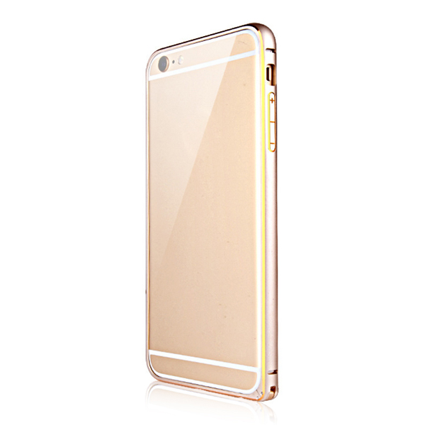 Double Color Bumper Case for iphone 6 / 6s / 6plus , double color bumper