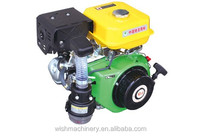 4-stroke diesel power engine
