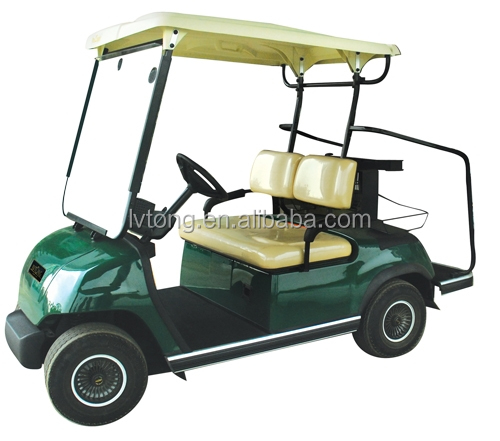 supplier 2 seat solar electric vehicles sale (LT-A2)