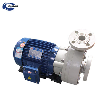 High Flow Coaxial acidproof alkali pump centrifugal pump