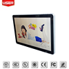 "19"" LCD Monitor USB Media Player For Advertising"