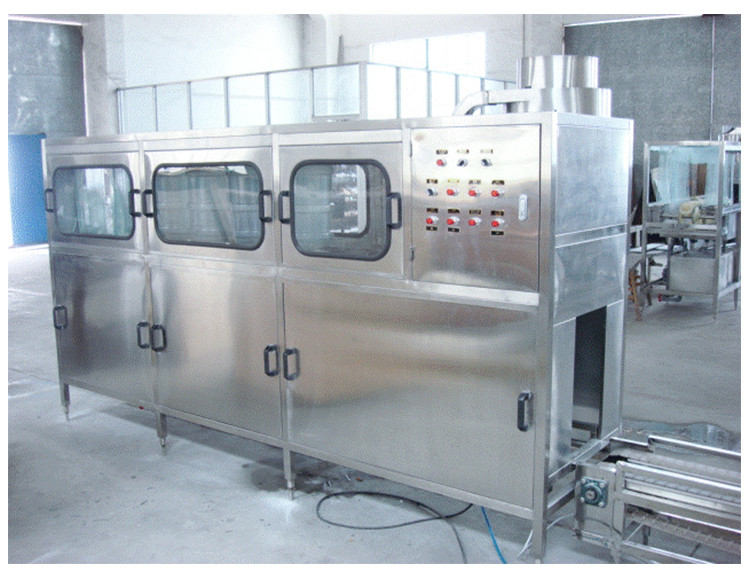 Fully Automatic 5 Gallon Water Production Line