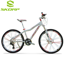 "Fashion Alloy 24 Speed 26"" Lady Bicycle Classic Women Mountain Bike"