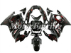 Fairing Kit for Honda CBR600 F3 1998 1997 CBR 600RR 1997 1998 CBR 600 97 98 cbr 600 f3 bodykit bodywork black red flames