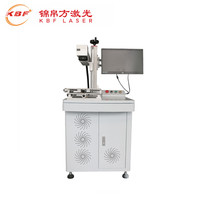 20w 30w 50w color fiber laser marking machine for sale