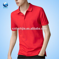 Custom made women's design polo t shirt,cotton fitness unisex polo shirt