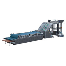 New model FM-B Full automatic flute laminating machine for corrugated cardboard