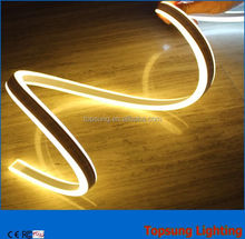 12v double side led indoor neon light fixtures multi color