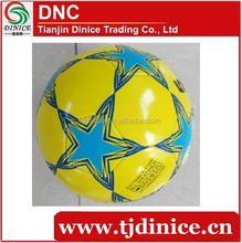 size 5 machine outdoor pvc football balls
