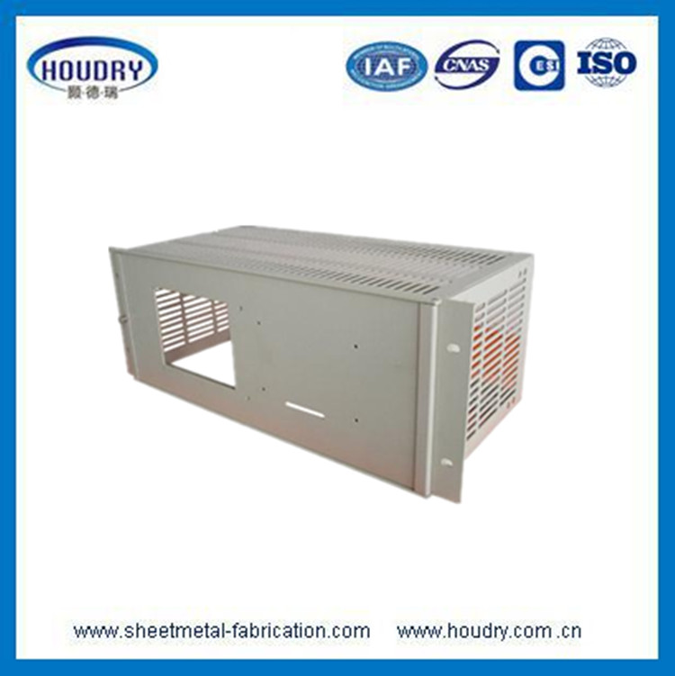 China factory OEM custom made sheet metal equipment outer casing with ISO9001 certificate
