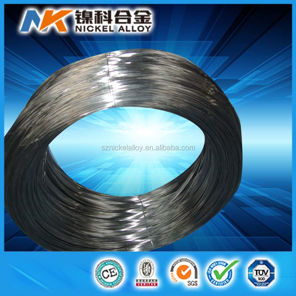 high quality precision alloy soft magnetic mumetal wire
