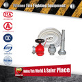 Ground type fire hose water pump adapter with cheap price