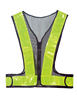HL3168 mesh hi-vis reflective vest with PVC tapes