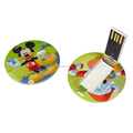 High Speed Full Color Printing usb flash drive card