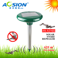 Aosion Free Sample available safety protection quality warranty snake repellent landscaping vibration + sonic