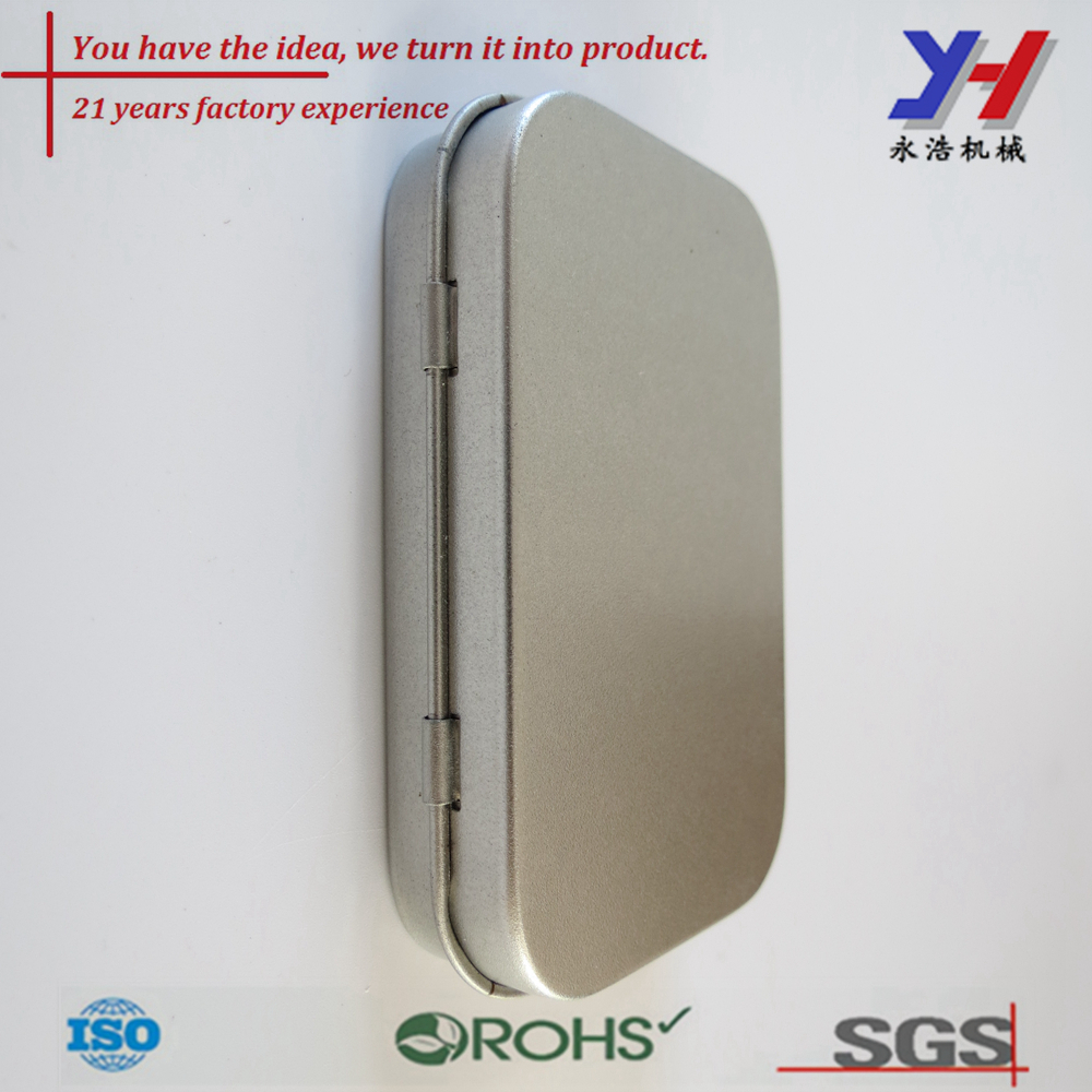 OEM custom fabrication packaging box,metal soap tin box,metal cigarette box