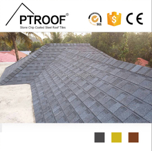 Colorful asphalt shingle in hot sale 98km/h Architectural hexagonal asphalt Roofing Shingles