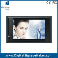 Instore media promotion10 inch lcd advertising display/digital signage/monitor