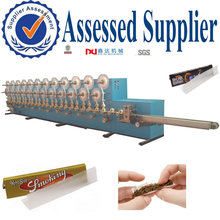 Automatic cigarette paper rolling smoking paper making machine