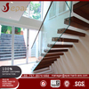 stainless steel ceiling glass balcony u channel railing system