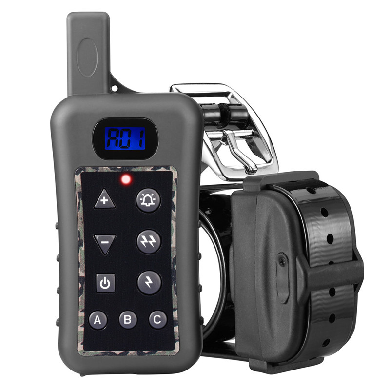 alibaba express em portugues shock dog e-collar training remote controller dog trainers for pets