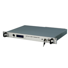 Hot Promotion Standard type CATV AM Laser Optical Transmitter 1310nm with Direct Modulator