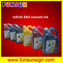 Infiniti SK4 solvent ink