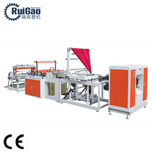 Automatic Roll Garbage Bag Making Machine
