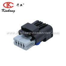 FCI 4 pin female waterproof automoblile engine harness connector auto housing plug
