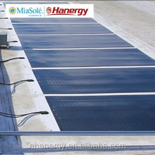 Hanergy 200watt solar panel cell flexible