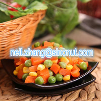 Chinese Good Supplier Best Price Frozen Mixed Vegetables