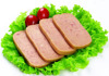 HALAL canned chicken luncheon meat in bulk 50% meat from China manufacturer