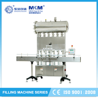 Automatic Paste Filling Machine for filling SL, EC, SC, Edible oil, lubrication KL6T DF
