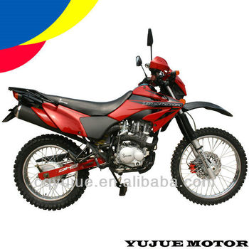 China new dirt bike/off road motorcycle 200cc