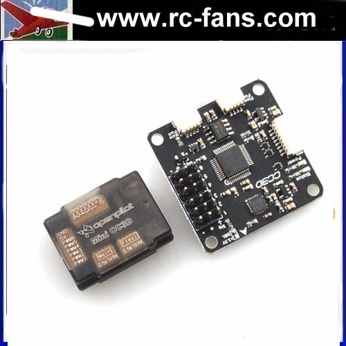 Openpilot MINI CC3D NANO Atom flight control for FPV QAV 250 FPV multirotor frame multicopter quadcotper