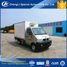 CLW good quality 1 ton 1.5 ton freezer truck for hot sale in Philipines available in stock car for your urgent demand
