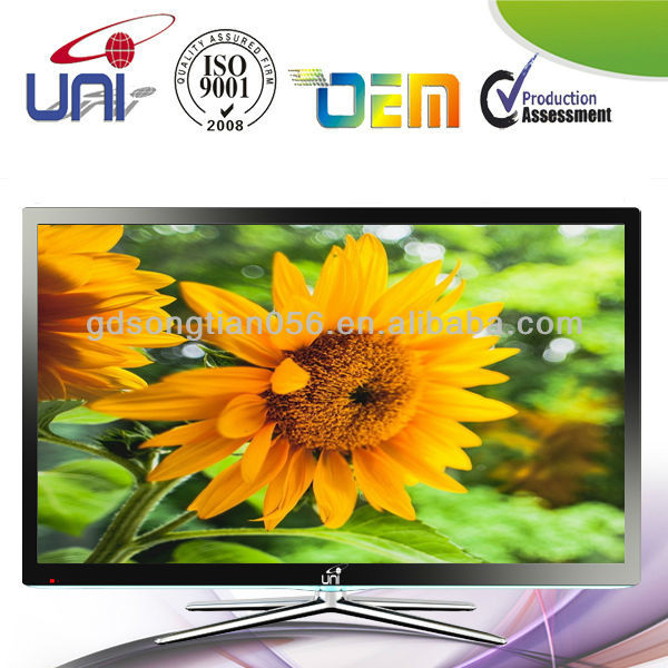 Cheapest Ultra Slim 46 INCH LED TV / 3D SMART TV LED FULL HD 1080P with Narrow Bezel Design HDMI