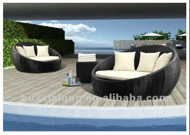Roma Accogliente piscina patio svago resina mobili in ...