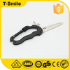 Plastic handle light weight multi-purpose knife for survival