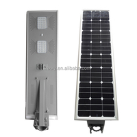 40W all in one solar street light with motion sensor for street and outside or highway