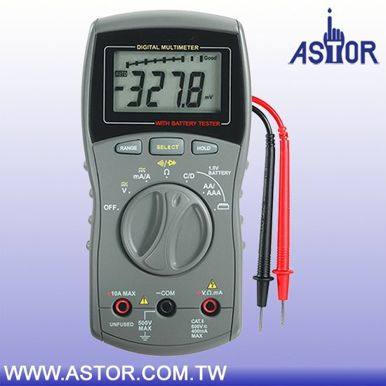 29-RANGE BEST PRECISE AND RELIABLE UL APPROVAL DIGITAL MULTIMETER