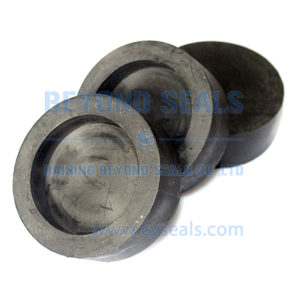 Rubber pipe end cap buy